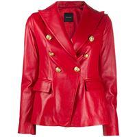 Tagliatore blazer - di colore rosso