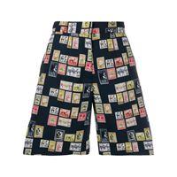 Victoria Victoria Beckham shorts - nero