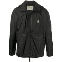 A-COLD-WALL* giacca leggera con tasche - nero