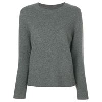 Chinti and Parker maglione a girocollo - di colore grigio
