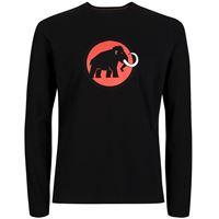 Mammut logo longsleeve men maglia maniche lunghe uomo