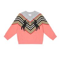 Burberry Kids pullover in lana