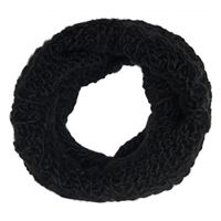Only kids isabella knit cable tube scaldacollo bambina