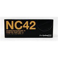 MAC studio fix fluid spf 15 foundation, shade: nc 41