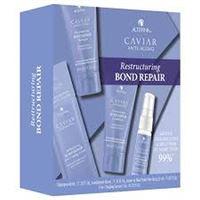 ALTERNA HAIR CARE alterna caviar anti-aging restructuring bond repair trial kit