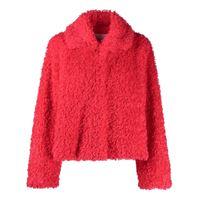STAND STUDIO giacca corta - rosso
