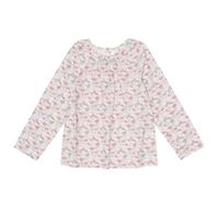 Bonpoint top paige in cotone liberty