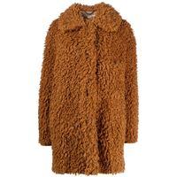 Stella McCartney cappotto josephine - marrone