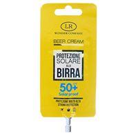 Lr wonder company hollywood sun beer cream spf +50 protezione molton alta 15 ml