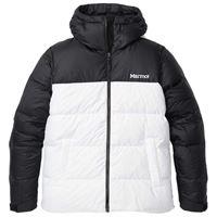 Marmot guides down s white / black