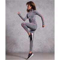 Superdry leggings riflettenti performance