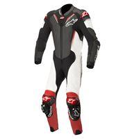 ALPINESTARS atem v3 leather suit - (black/white/red)