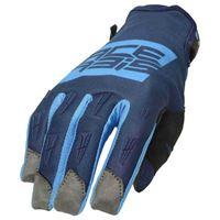 Acerbis - guanti motocross Acerbis mx wp homologated blu