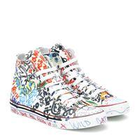 Vetements sneakers in canvas