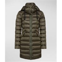 Peuterey puffed jacket superlight - verde