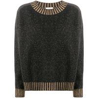 Altea maglione a girocollo - marrone