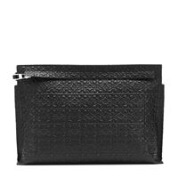 LOEWE bustina t pouch in pelle