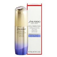 Shiseido vital perfection eye cream uplifiting and firming