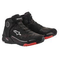 Alpinestars scarpe moto Alpinestars cr-x drystar riding nero camo rosso