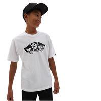 Vans t-shirt bambino otw (8-14+ anni) (white-black) boys bianco, taglia l