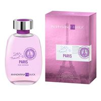 Mandarina Duck let's travel to paris for woman 100ml