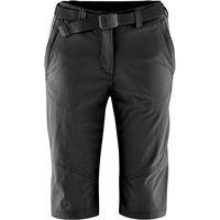 Maier Sports pantaloncini lawa donna nero