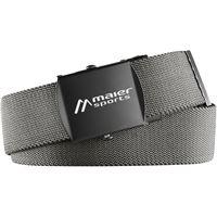 Maier Sports cintura tech grigio