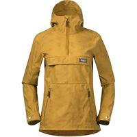 Bergans giacca a vento nordmarka donna giallo