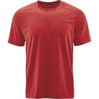 Maier Sports maglietta walter uomo rosso