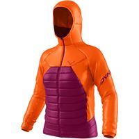 Dynafit giacca primaloft radical 3 donna arancione