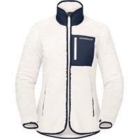 Norrona giacca warm3 donna bianco