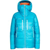 Mammut giacca eigerjoch pro in hoodie donna blu
