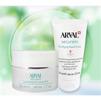 Arval Corpo cofanetto arval securskin all you need skin care duo