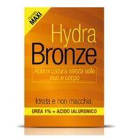 Planet Pharma hydra bronze salvietta autoabbronzante formato maxi 10 ml