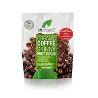 Amicafarmacia dr. Organic coffee skinny body scrub tonificante bio 200gm