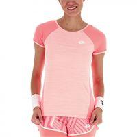 Lotto top ten ii tee wms t-shirt tennis donna