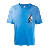 Alchemist t-shirt con stampa - blu