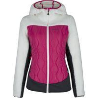 Meru frasertown - giacca ibrida con cappuccio - donna