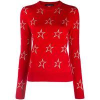 Perfect Moment maglione floro - rosso