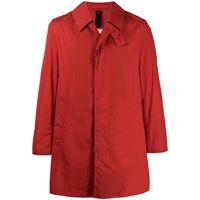 Mackintosh cappotto corto london - rosso