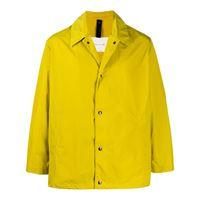 Mackintosh giacca teeming - giallo