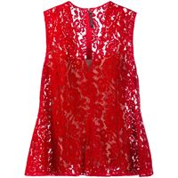 Christopher Kane top - rosso