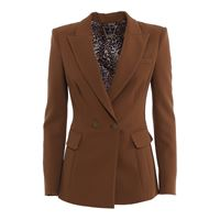 Elisabetta Franchi - tailleur giacca e pantalone zampa terra donna tp00106e2 253