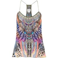 Camilla top love on the wing - viola