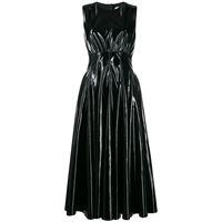 MSGM vestito donna 2741mda2319561599 poliestere nero