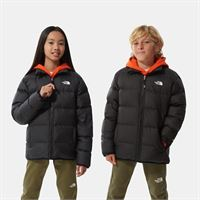 TheNorthFace the north face giacca double-face bambini andes tnf black taglia m donna
