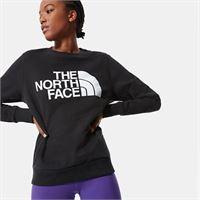 TheNorthFace the north face felpa donna standard tnf black taglia l donna
