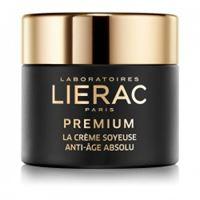 Lierac premium la creme soyeuse crema setosa anti-età globale opacizzante 50 ml