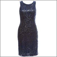 Oroblu abito spalla larga dress sleeveless chelsea oroblu