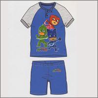 PLANETEX pigiama bimbo corto 16038 pjmasks